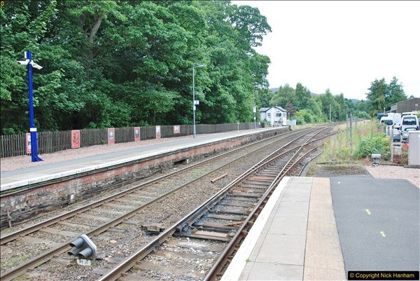 2017-08-20 to 21 Poole to Grantown-on-Spey via Gretna Green.  (197)197