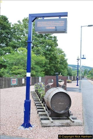 2017-08-20 to 21 Poole to Grantown-on-Spey via Gretna Green.  (199)199
