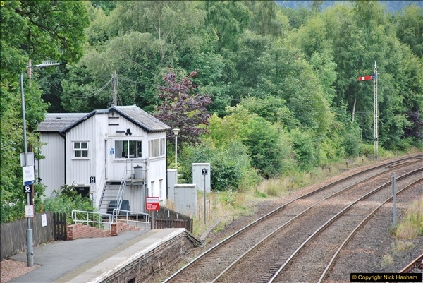 2017-08-20 to 21 Poole to Grantown-on-Spey via Gretna Green.  (206)206