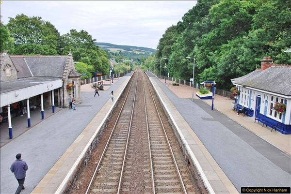 2017-08-20 to 21 Poole to Grantown-on-Spey via Gretna Green.  (207)207