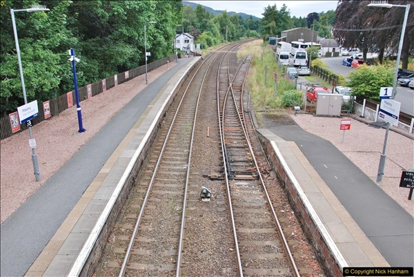 2017-08-20 to 21 Poole to Grantown-on-Spey via Gretna Green.  (208)208