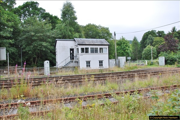 2017-08-20 to 21 Poole to Grantown-on-Spey via Gretna Green.  (210)210