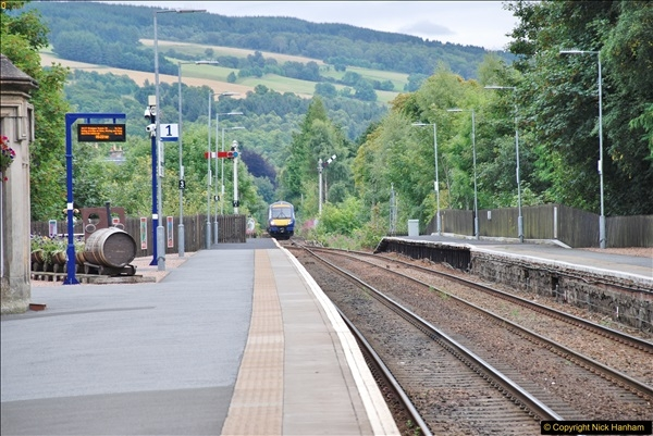 2017-08-20 to 21 Poole to Grantown-on-Spey via Gretna Green.  (211)211