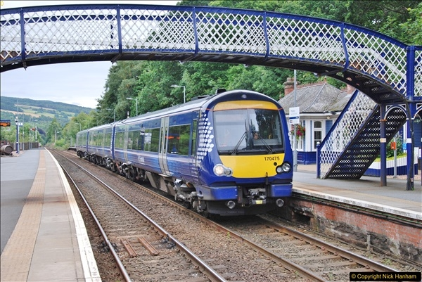 2017-08-20 to 21 Poole to Grantown-on-Spey via Gretna Green.  (213)213