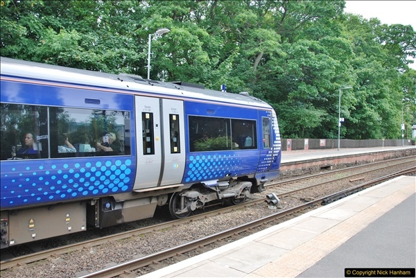 2017-08-20 to 21 Poole to Grantown-on-Spey via Gretna Green.  (215)215