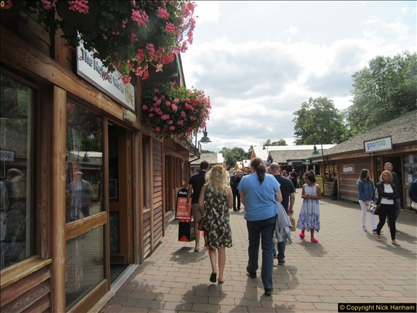 2017-08-20 to 21 Poole to Grantown-on-Spey via Gretna Green.  (28)028