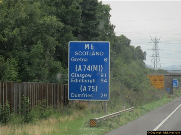 2017-08-20 to 21 Poole to Grantown-on-Spey via Gretna Green.  (48)048