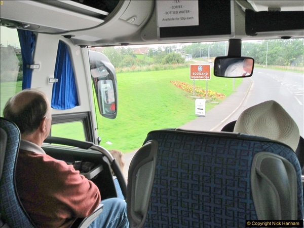 2017-08-20 to 21 Poole to Grantown-on-Spey via Gretna Green.  (49)049