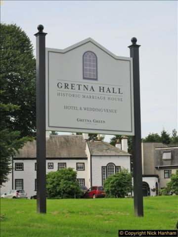 2017-08-20 to 21 Poole to Grantown-on-Spey via Gretna Green.  (50)050