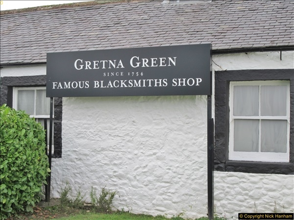 2017-08-20 to 21 Poole to Grantown-on-Spey via Gretna Green.  (65)065