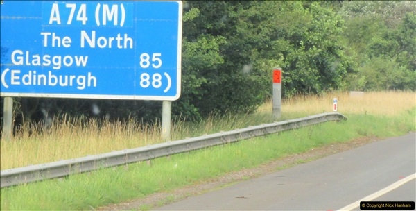 2017-08-20 to 21 Poole to Grantown-on-Spey via Gretna Green.  (73)073
