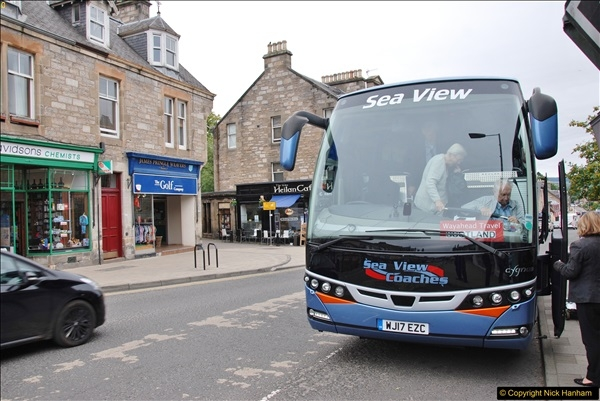 2017-08-20 to 21 Poole to Grantown-on-Spey via Gretna Green.  (84)084