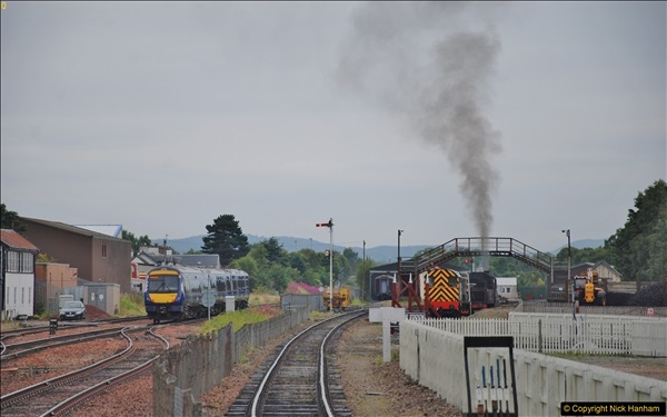 2017-08-22 Strathspey Railway and Glenlivet Distillery.  (20)020