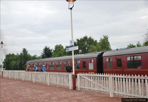 2017-08-22 Strathspey Railway and Glenlivet Distillery.  (29)029