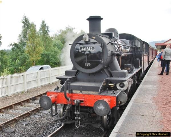 2017-08-22 Strathspey Railway and Glenlivet Distillery.  (40)040