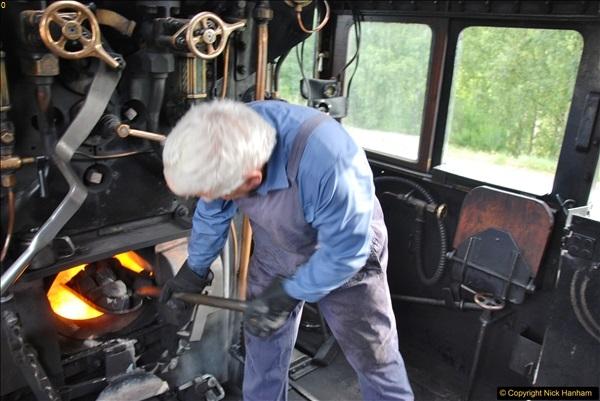 2017-08-22 Strathspey Railway and Glenlivet Distillery.  (50)050