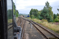 2017-08-22 Strathspey Railway and Glenlivet Distillery.  (97)097