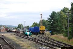 2017-08-22 Strathspey Railway and Glenlivet Distillery.  (98)098