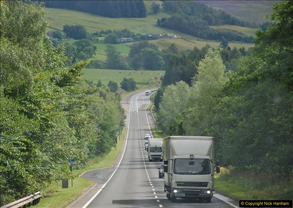 2017-08-25 to 26 Grantown-on-Spey to Poole, Dorset.  (51)051