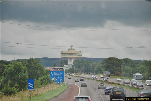 2017-08-25 to 26 Grantown-on-Spey to Poole, Dorset.  (80)080