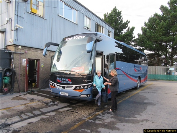 2017-08-25 to 26 Grantown-on-Spey to Poole, Dorset.  (104)104