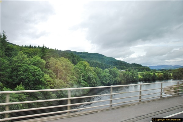 2017-08-25 to 26 Grantown-on-Spey to Poole, Dorset.  (60)060