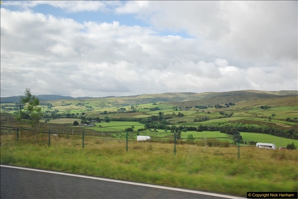 2017-08-25 to 26 Grantown-on-Spey to Poole, Dorset.  (64)064