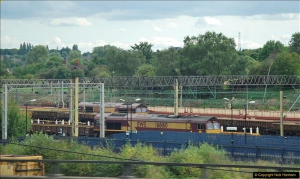 2017-08-25 to 26 Grantown-on-Spey to Poole, Dorset.  (88)088