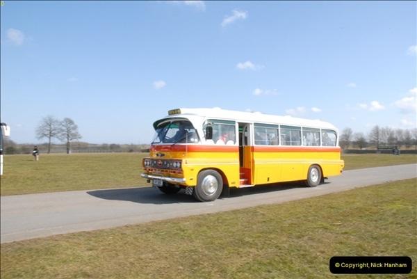 2013-04-06 South East Bus Festival, Maidstone, Kent.   (105)105