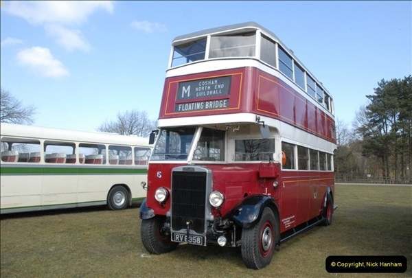 2013-04-06 South East Bus Festival, Maidstone, Kent.   (11)011