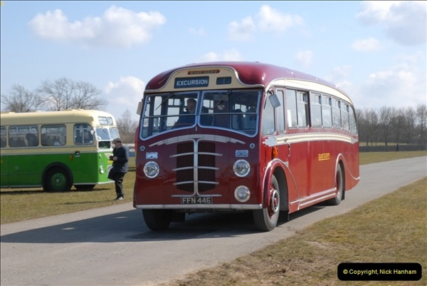 2013-04-06 South East Bus Festival, Maidstone, Kent.   (118)118