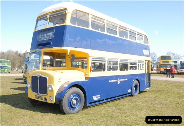 2013-04-06 South East Bus Festival, Maidstone, Kent.   (138)138