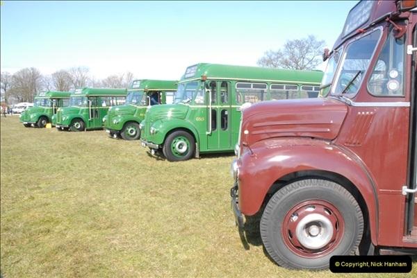 2013-04-06 South East Bus Festival, Maidstone, Kent.   (150)150