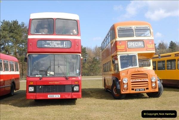 2013-04-06 South East Bus Festival, Maidstone, Kent.   (16)016