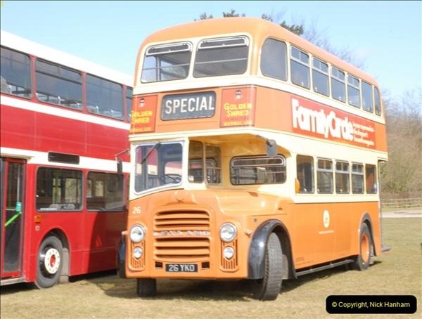 2013-04-06 South East Bus Festival, Maidstone, Kent.   (18)018