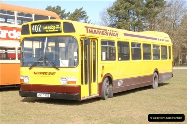 2013-04-06 South East Bus Festival, Maidstone, Kent.   (19)019