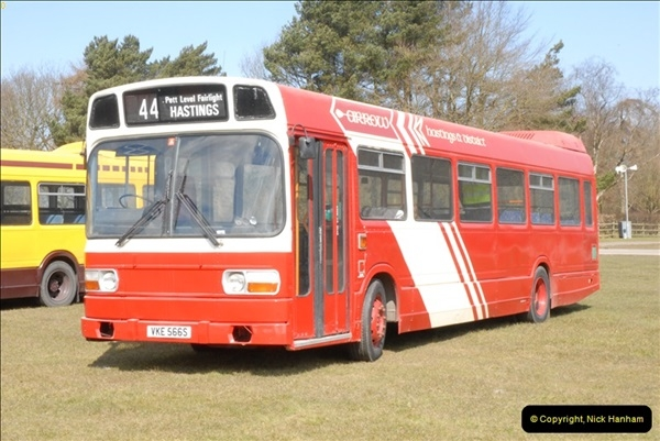 2013-04-06 South East Bus Festival, Maidstone, Kent.   (20)020