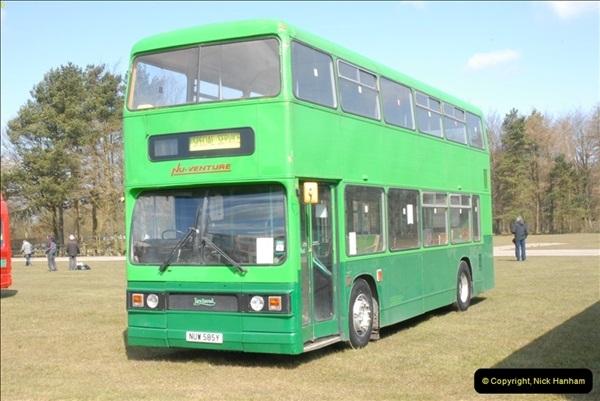 2013-04-06 South East Bus Festival, Maidstone, Kent.   (21)021