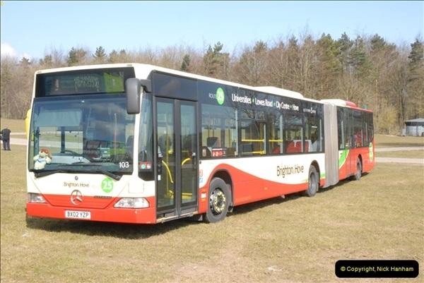 2013-04-06 South East Bus Festival, Maidstone, Kent.   (26)026