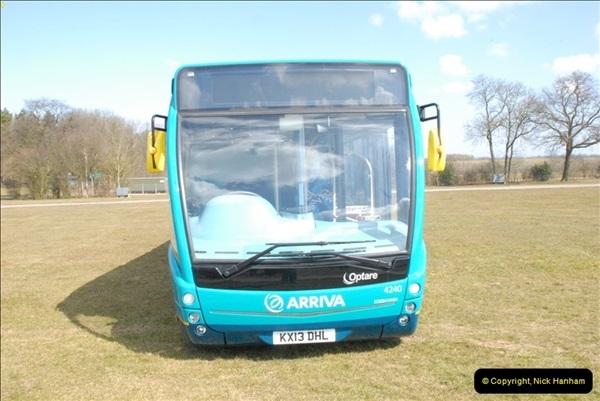 2013-04-06 South East Bus Festival, Maidstone, Kent.   (28)028