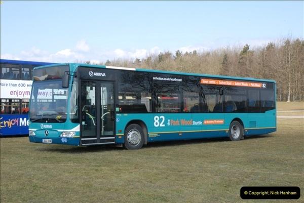 2013-04-06 South East Bus Festival, Maidstone, Kent.   (32)032