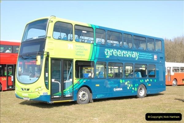 2013-04-06 South East Bus Festival, Maidstone, Kent.   (35)035