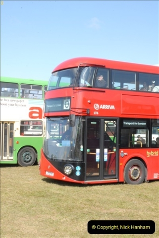 2013-04-06 South East Bus Festival, Maidstone, Kent.   (37)037