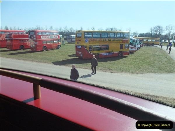 2013-04-06 South East Bus Festival, Maidstone, Kent.   (41)041