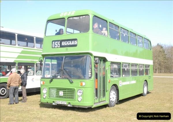 2013-04-06 South East Bus Festival, Maidstone, Kent.   (45)045