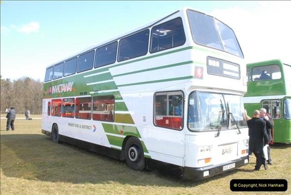 2013-04-06 South East Bus Festival, Maidstone, Kent.   (46)046