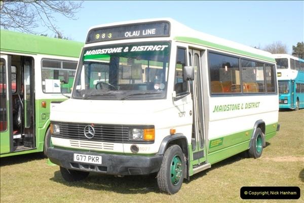2013-04-06 South East Bus Festival, Maidstone, Kent.   (49)049