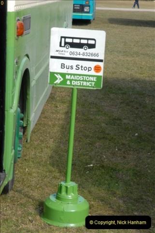 2013-04-06 South East Bus Festival, Maidstone, Kent.   (51)051