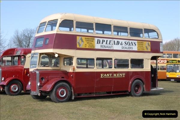 2013-04-06 South East Bus Festival, Maidstone, Kent.   (52)052