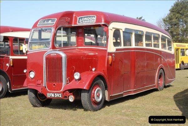 2013-04-06 South East Bus Festival, Maidstone, Kent.   (53)053